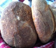 Whole Wheat Genzano Country Bread