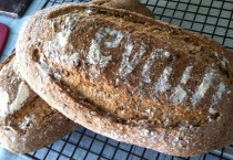 Flax, Sesame, and Sunflower Rye (Dreikornbrot)